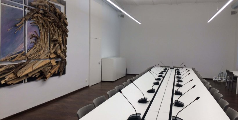 Rathaus Wien_Konferenzraum